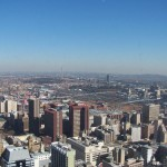 Johannesburgo desde 'The Top of Africa'