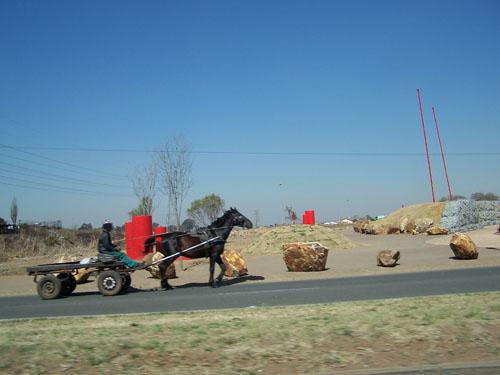Los 'ferraris' de Soweto