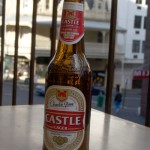 Cervezas frías surafricanas