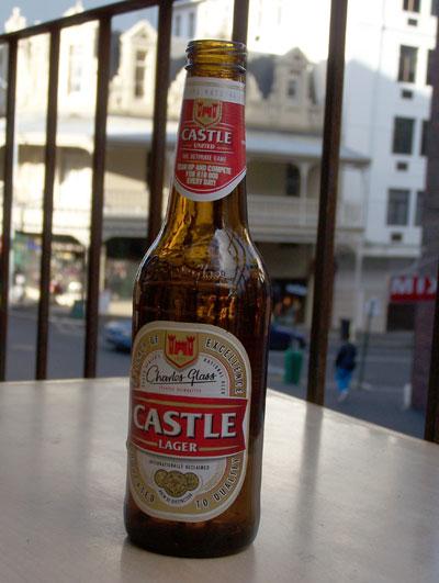 Cerveza Castle, ummm