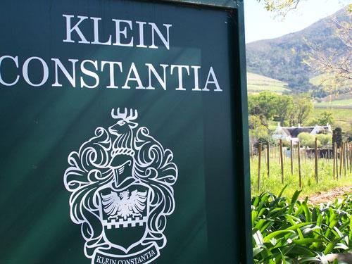 Bodega Klein Constantia