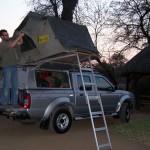 Dónde dormir en Namibia