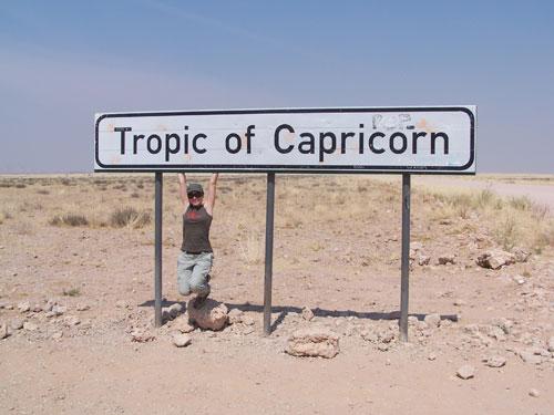 Colgados del Tropico