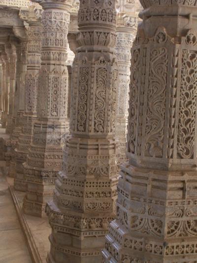 Columnas de Ranakpur