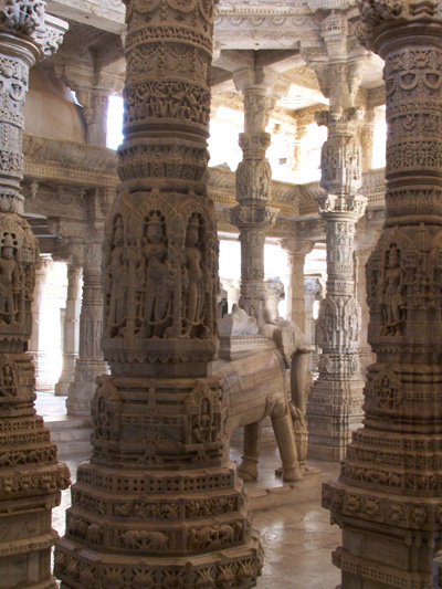 Interior de Ranakpur