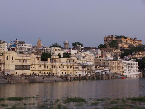 Castillo de Udaipur