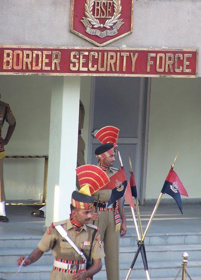 Puesto fronterizo de Attari