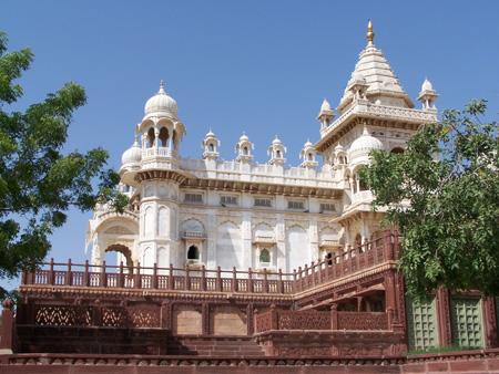 Monumento de Jaswant Thada