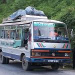Largo peregrinaje hacia Nepal