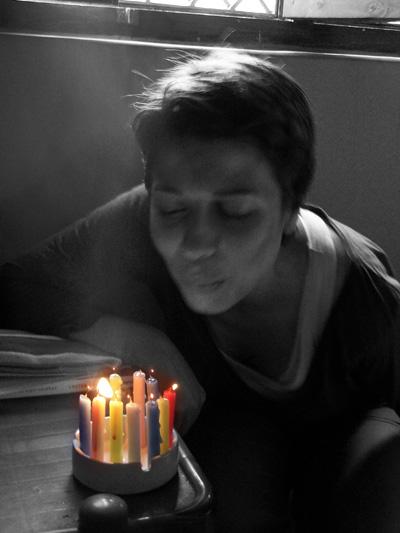 Todas las velas que encontramos