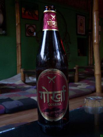 Cerveza Gorkha