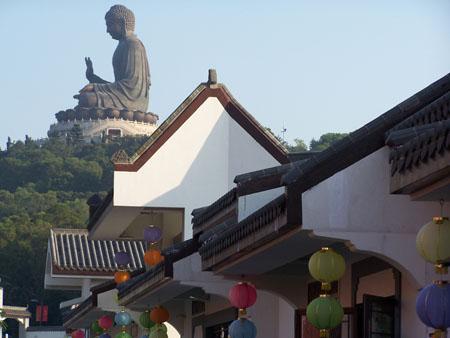 Buda gigante en Lantau