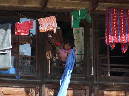 Vida cotidiana en Kathmandú