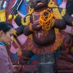 Callejuelas secretas de Kathmandú