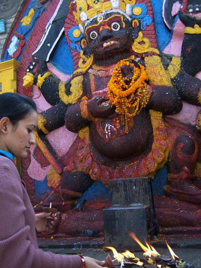 Devoción hindú