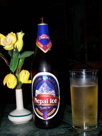 Cerveza Nepal Ice