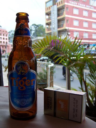 Cerveza Tiger 'la reina en Asia'