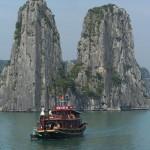 Halong Bay, dragones y otras batallas