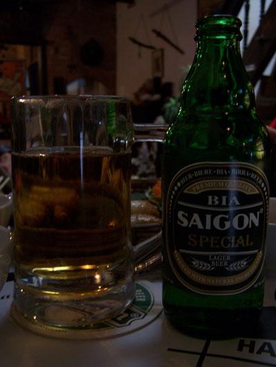 Cerveza Saigon