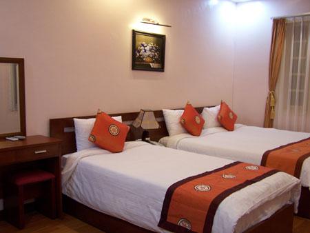 Hotel Camellia en Hanoi