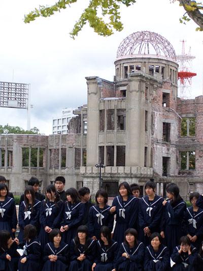 Pasado y futuro de Hiroshima