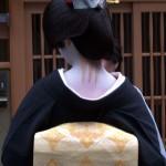 Encuentro con una geisha