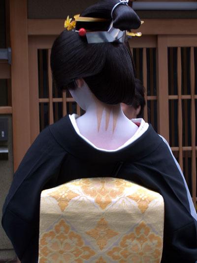 Palidez de geisha