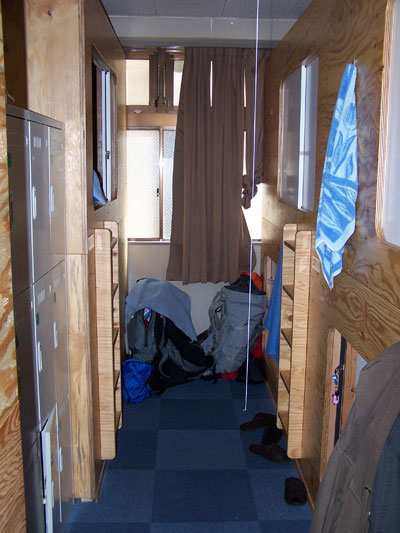 Cabinas en Kao San Hostel