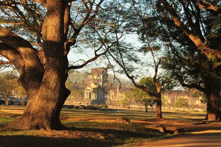 Recinto de Angkor Wat