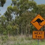 Persiguiendo a las nubes en Australia