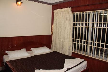 Habitación en el Okay Guesthouse