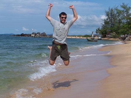 Volando por Phu Quoc