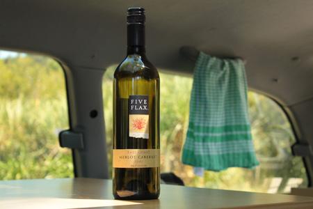 Vino Five Flax