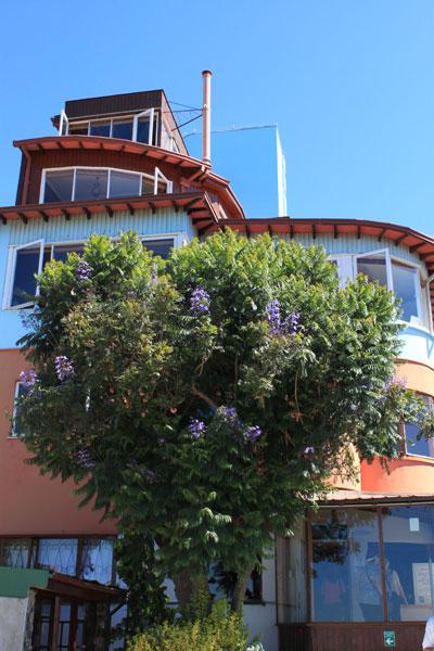 'La Sebastiana' Casa de Pablo Neruda