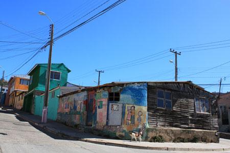 Casas en Valparaíso