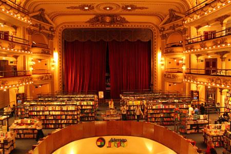 Librería Grand Splendid Ateneo