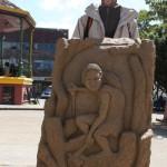 Chiloé entre iglesias y mitos
