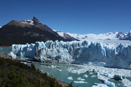 Otra vista del Perito Moreno