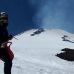 A punto de asomarnos a un volcán