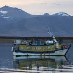 Aire fresco en Puerto Natales