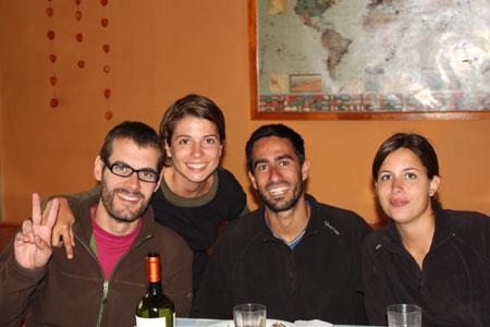 Encuentro en Puerto Varas (Chile)