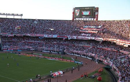 Grada del Monumental de River Plate