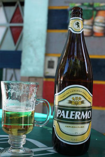 Cerveza Palermo
