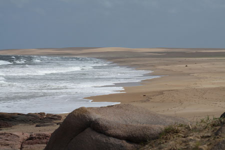 Playa de la Calavera