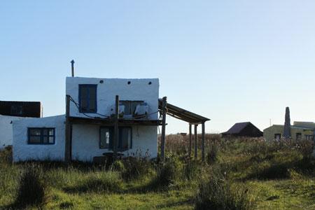 Casa en Cabo Polonio