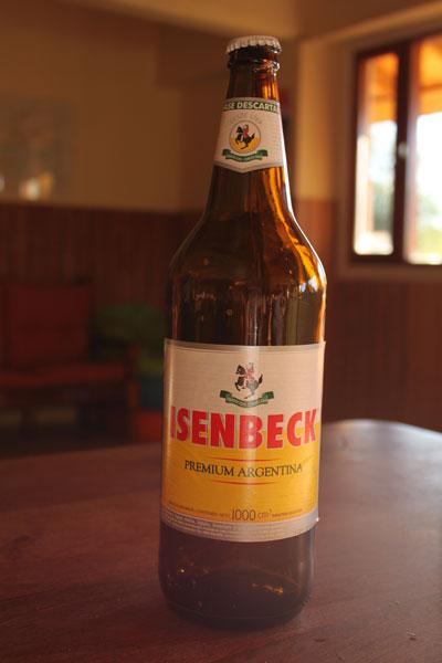 Cerveza Isenbeck
