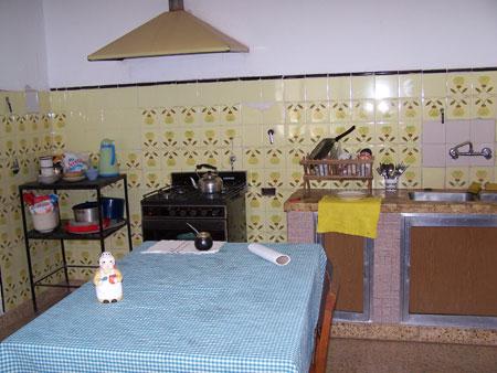 Cocina de Intillay Hospedaje en Humahuaca