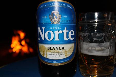 Cerveza Norte