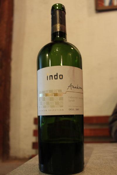 Vino Indo Anakena
