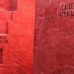 Sacrificios en Arequipa